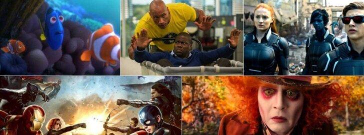 2016 metų vasara – grėsminga prognozė Holivudui ir blokbasterių erai