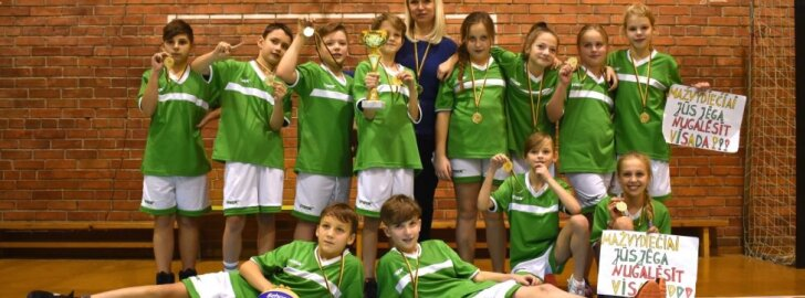 Lietuvos mokyklų varžybose – puikūs Vilniaus mokyklų žaidynių dalyvių pasiekimai