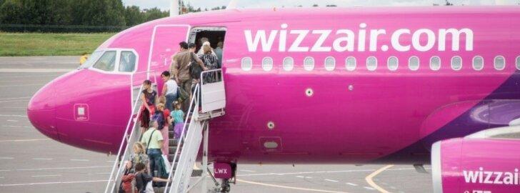 Wizz Air pradėjo skrydžius į Nicą
