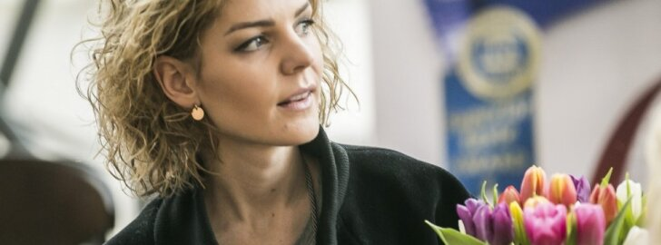 Liucina Rimgailė (Cofee Week nuotrauka)