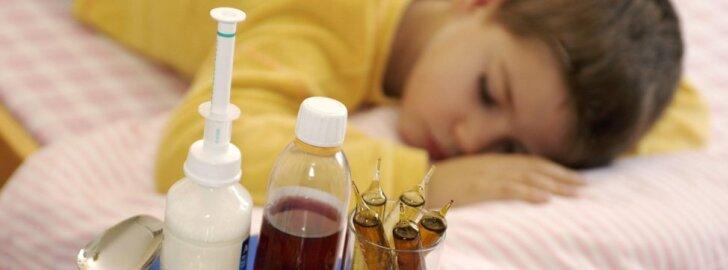 Gripui atslūgus, ligonines užpildė nauji pacientai