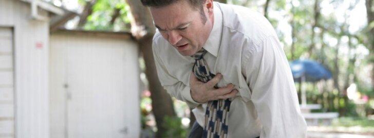 Kaip nepravaikščioti infarkto ar insulto?