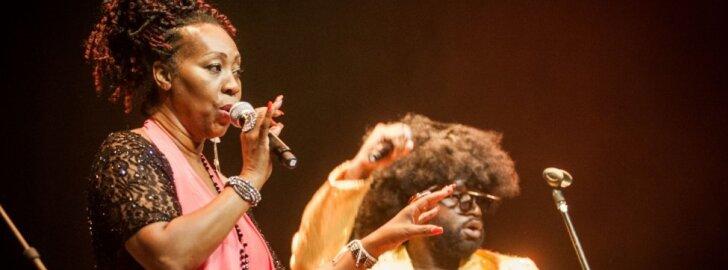 Boney M koncertas Palangoje