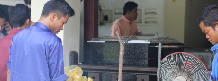 Paragavę negalėsite sustoti: tobulų ir greit pagaminamų malaizietiškų šašlykų receptas