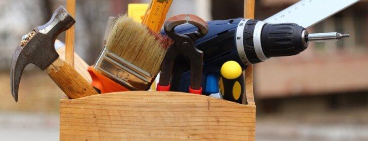 11 įrankių, kuriuos turi turėti kiekvienas