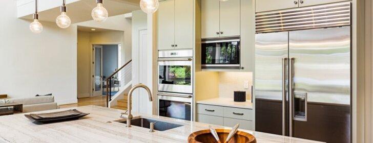 Virtuvės spalvų paletė: kokių gairių verta laikytis?