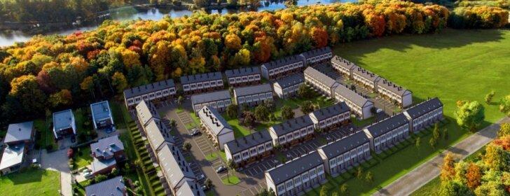 Interviu su NT eksperte: geidžiamiausi sostinės būstai – mažiau kvadratų, bet su nuosavu kiemu?