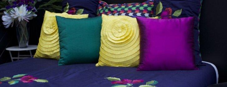 10 dalykų, kurie reikalingi jaukiam miegamajam