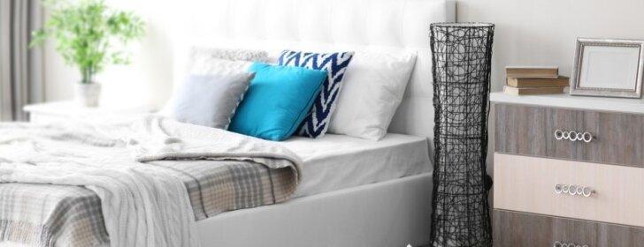 Miegamojo interjeras pagal Zodiaką: 12 skirtingų variantų