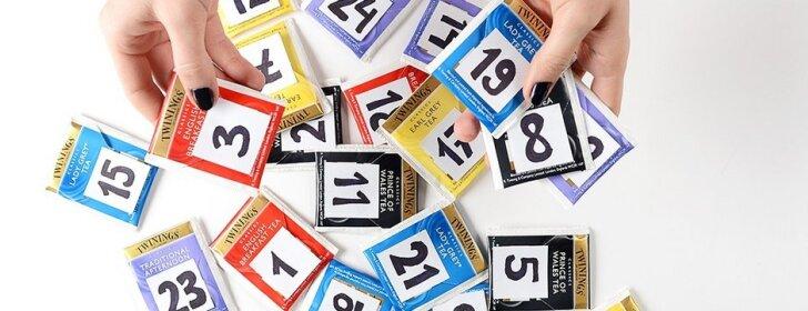 Pasidaryk pats: advento kalendorius