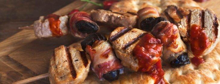 KONKURSAS: pasidalinkite geriausiu šašlykų receptu ir laimėkite MAGGI kečupų ir padažų rinkinį!