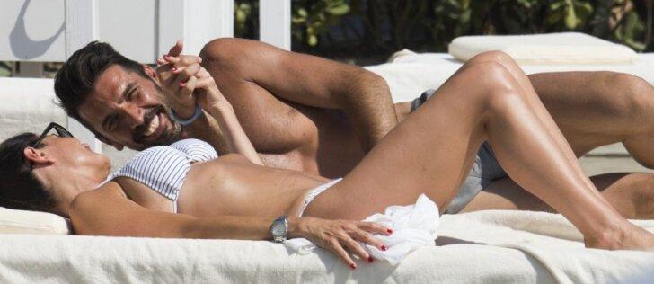 <div>Po Europos čempionato Gianluigi Buffonas nėrė į aistrų sūkurį</div>