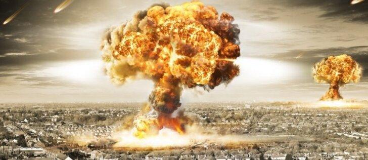 Kaip atsirado atominė bomba ir kas atsitiktų, jei ji nukristų ant jūsų miesto