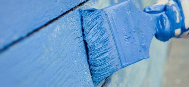 Keletas patarimų, kaip paruošti medinį fasadą dažymui