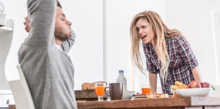 Psichologė Jurga Dapkevičienė - apie tikrąsias nesutarimų poroje priežastis