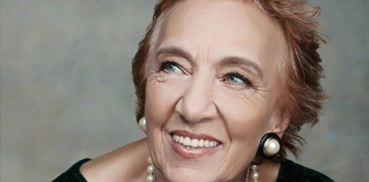 Janina Radvilė teigia: niekada nevėlu gyventi