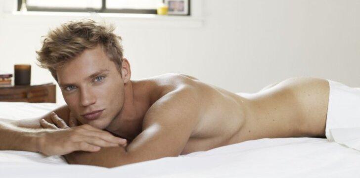 Vyrų anatomijos ypatumai, kuriuos turėtum žinoti