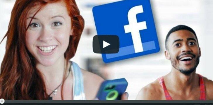 """Internete plintantis filmukas apie """"Facebook"""" prajuokina, bet ir siunčia tėvams pavojingą signalą <span style=""""color: #ff0000;""""><sup>VIDEO</sup></span>"""