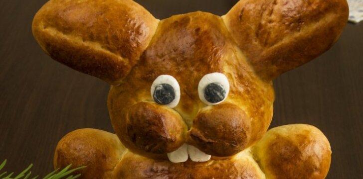 Velykoms - Zuikio pyragas