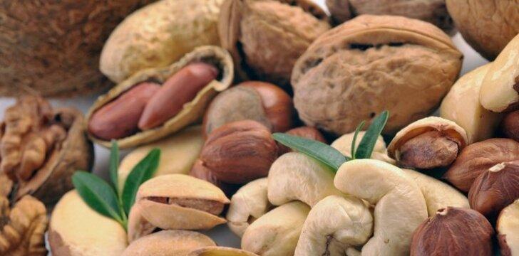 Kalėdų stalas - žaliavalgiams ir sveikuoliams (RECEPTAI)