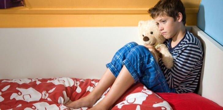 Vaikas kalba apie mirtį: kaip pasielgti tėvams?