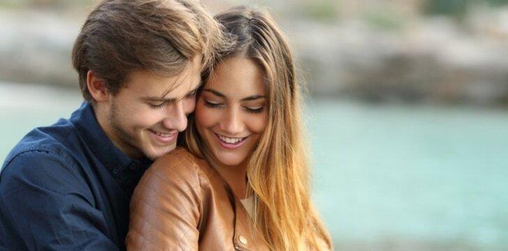 Šeši žodžiai, kurie moteris jaudina labiausiai