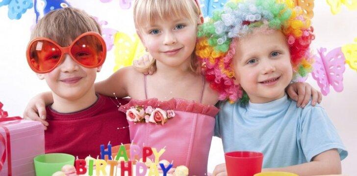 """Kaip surengti linksmiausią vaikišką gimtadienį <sup style=""""color: #ff0000;"""">15 idėjų</sup>"""