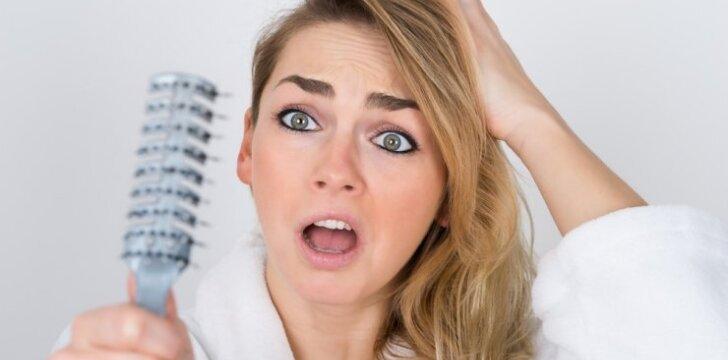 Netikėtos plaukų slinkimo priežastys ir geriausi būdai joms įveikti. LAIMĖTOJAI