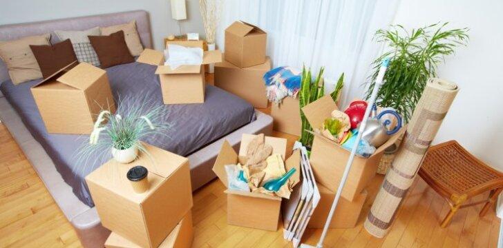 Kaip paruošti butą nuomai?