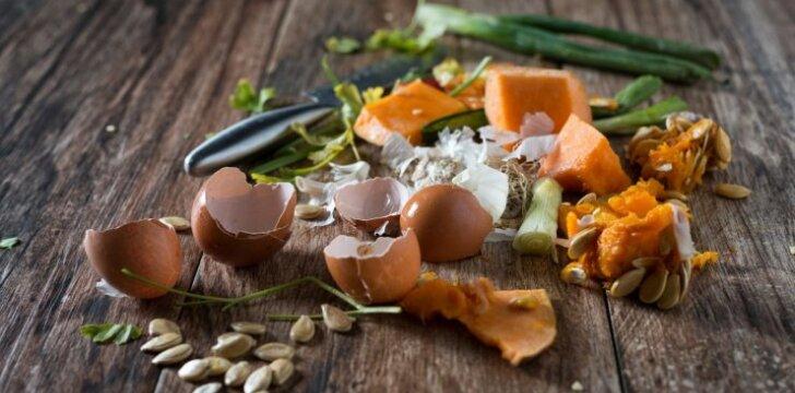Maisto atliekos: kaip naudingai jas panaudoti