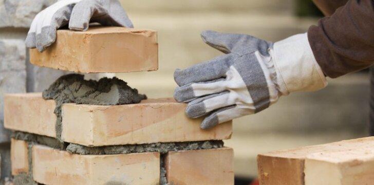 """Pagrindiniai mūrijimo principai: ką pamatuoti ir kada """"kirpti""""?"""