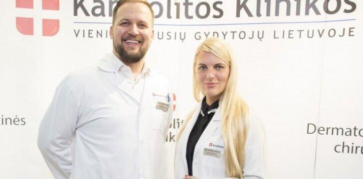 Plastikos chirurgas M. Kazanavičius: svarbu ne tik išmanyti kūno proporcijas, bet ir suprasti žmogaus psichologiją