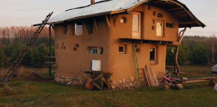 Moliniai namai: pliusai bei minusai