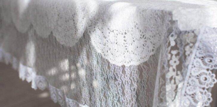 Kaip skalbti virtuvės tekstilę: 6 paprasti būdai