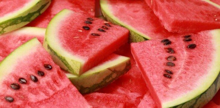Kaip išsirinkti gardų arbūzą?