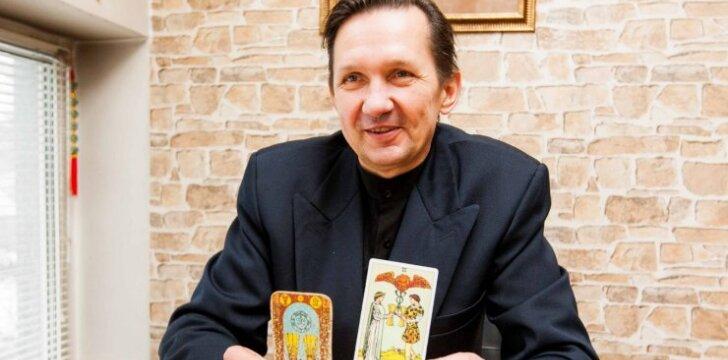 Tarologas Leopoldas Malinauskas