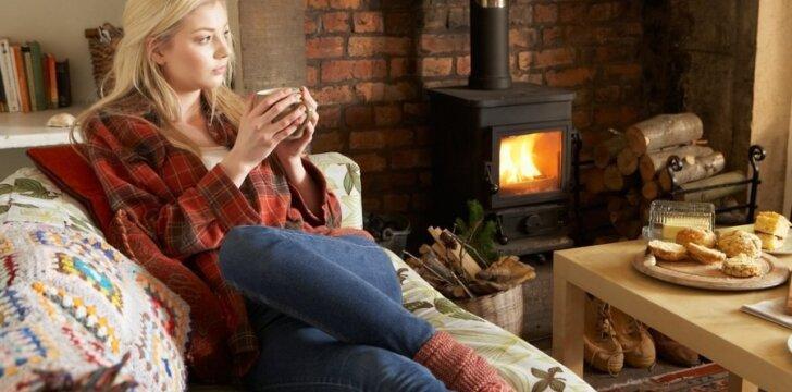 Žiemą itin žiūrėkite, ką dedate burnon, nes organizmas linkęs kaupti riebalus, kad mus šildytų.