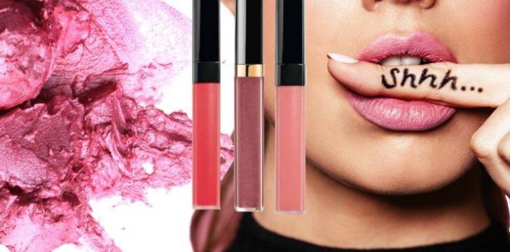 Kokios lūpų atspalvių tendencijos vyraus pavasarį