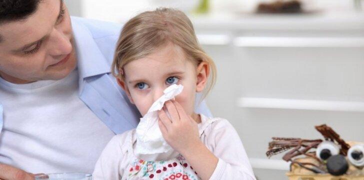 Kaip atpažinti alergiją ir kokie tyrimai ją nustato?