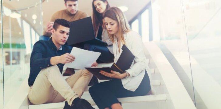 Magistrantūros studijos šiandien: laiko švaistymas ar būdas konkuruoti darbo rinkoje?
