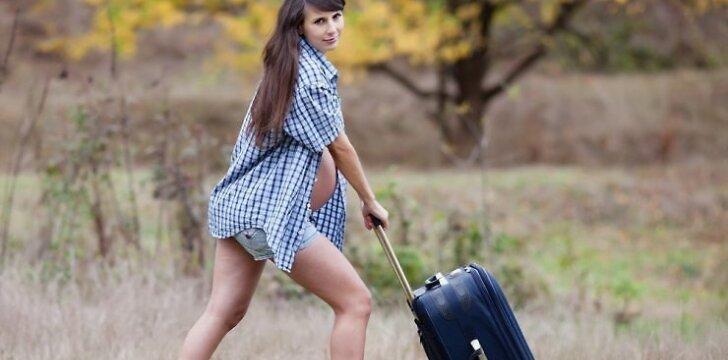 Ką įsidėti į gimdymo lagaminą?