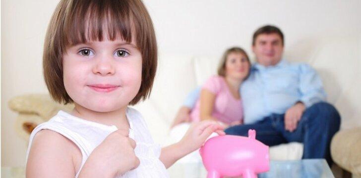 Vaikų darželiams pažymos apie tėvų pajamas nereikia