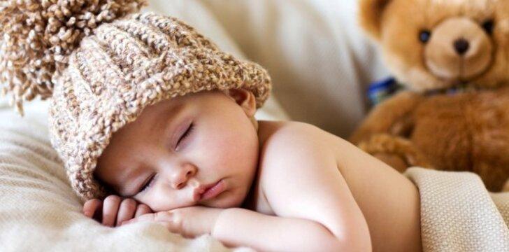 10 išbandytų būdų, kurie padės pagerinti jūsų vaikų miegą