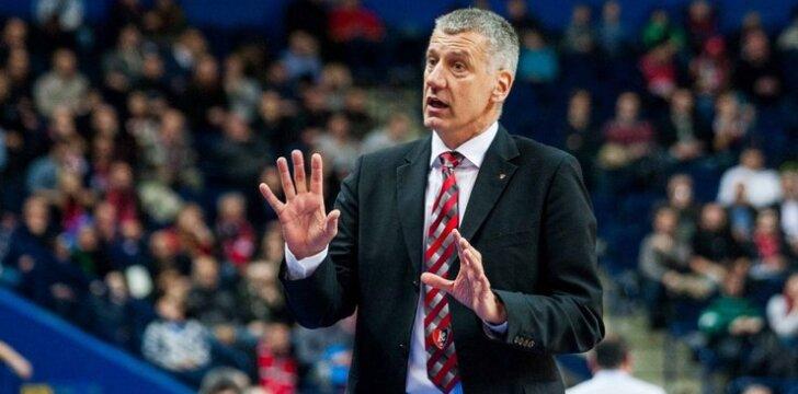 """83 taškus praleidusio """"Lietuvos ryto"""" treneris: laimėjome dėl geros gynybos"""