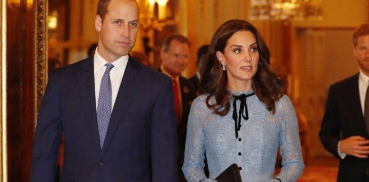 Kate Middleton pasirodymas viešumoje po ilgos pertraukos užminė vieną mįslę