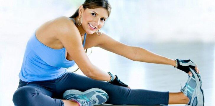 Kokios yra dažniausios sportuojančių moterų klaidos, daromos prieš ir po treniruotės