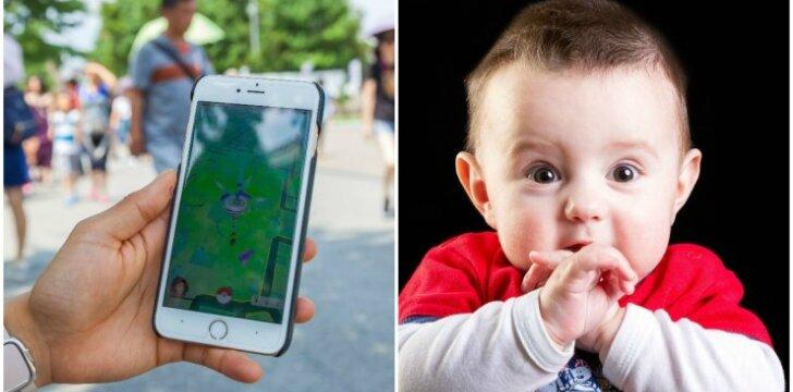 """Tėvai prarado vaiką, nes mėgo žaisti <span style=""""color: #ff0000;""""><em>Pokemon Go</em></span>"""