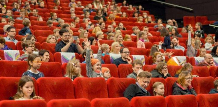 KINO PAVASARIS rekomenduoja: du išskirtiniai filmai šeimoms su vaikais