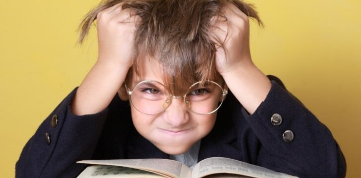 Kodėl milijonieriais tampa vidutiniškai besimokantys mokiniai, o ne pirmūnai