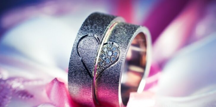 Koks vestuvinis žiedas jums tinka labiausiai?